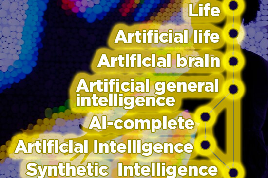 Reasoning about Life and Artificial Intelligence